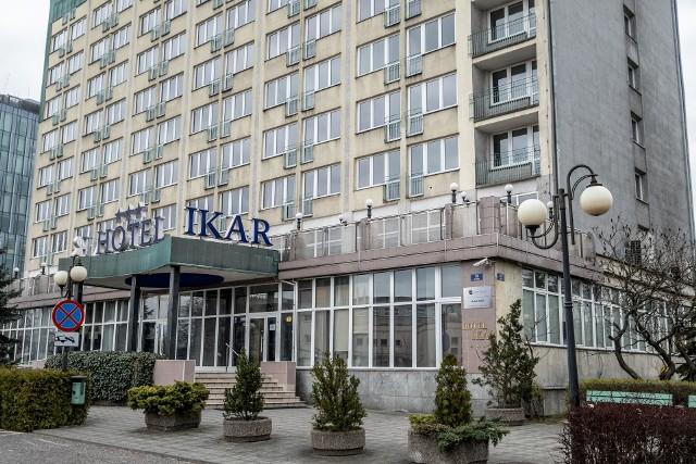 W hotelu Ikar ma powstać izolatorium