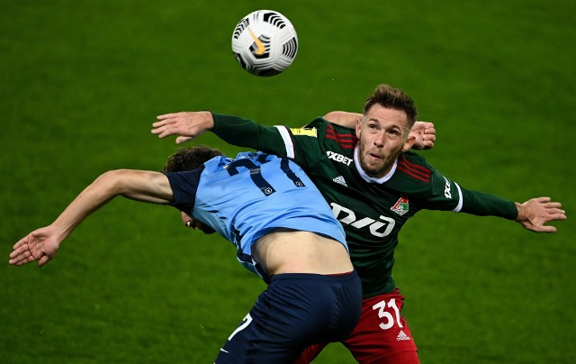 Lokomotiw Moskwa postawił się Bayernowi, ale ostatecznie przegrał u siebie 1:2.
