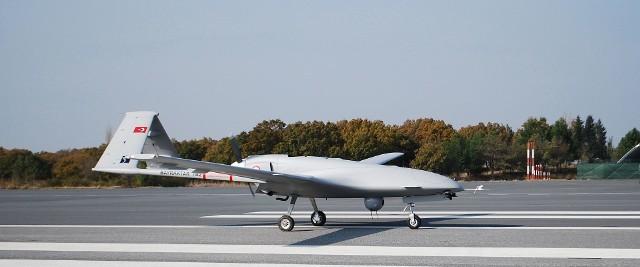 Dron Bayraktar TB2