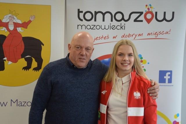 Karolina Bosiek startuje na Zimowych Igrzyskach Olimpijskich w Pjongczangu 2018