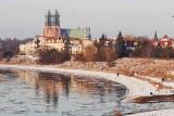 Tak prezentuje się zimowy Poznań z góry. Zobacz wyjątkowe zdjęcia naszego fotoreportera