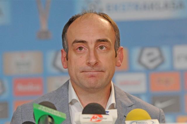 """- Kibice są zawsze naszym """"dwunastym zawodnikiem"""" i ich doping jest dla nas niezwykle ważny, zwłaszcza podczas tak kluczowego starcia, jakie czeka nas na przełomie lutego i marca - przyznaje prezes Lecha"""