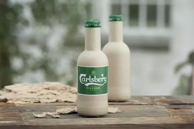 W Projekt Butelek Papierowych z polimeru roślinnego PEF zaangażowana jest m.in. firma Carlsberg
