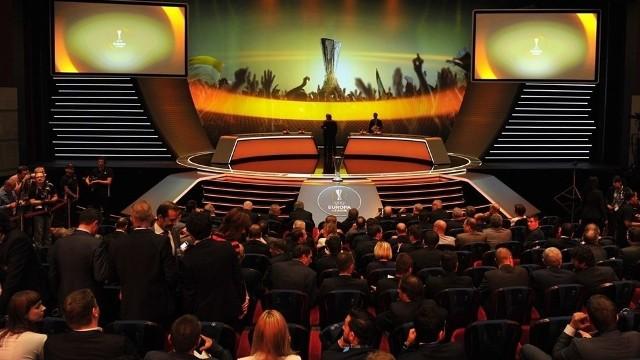 Losowanie grup Ligi Europejskiej