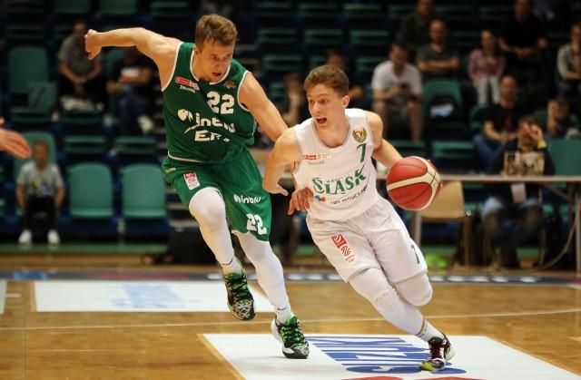 Koszykarze Śląska Wrocław zagrają dzisiaj z PGE Spójnią Stargard