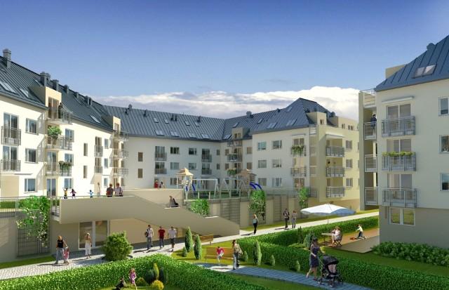 Podwarszawska inwestycja mieszkaniowaKomfortowe mieszkanie pod Warszawą