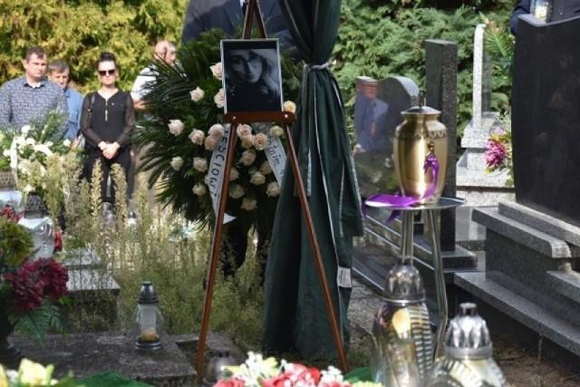 15 września na Cmentarzu Parafialnym w Powidzu odbyło się ostatnie pożegnanie Kasi.