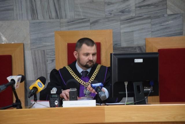 Prezydent Sieradza uznany za winnego. Jest wyrok w procesie Pawła Osiewały