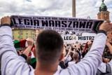 Legia Warszawa mistrzem Polski w sezonie 2020/21. Raków Częstochowa nie wygrał w Białymstoku