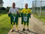 A Krosno. Wojciech Munia i Patryk Tłuściak zagrają w barwach LKS Czeluśnica