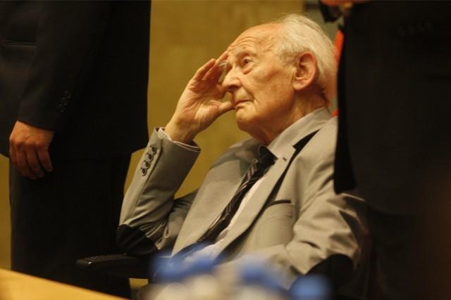 Wrocław, dziś debata z udziałem prof. Zygmunta Baumana
