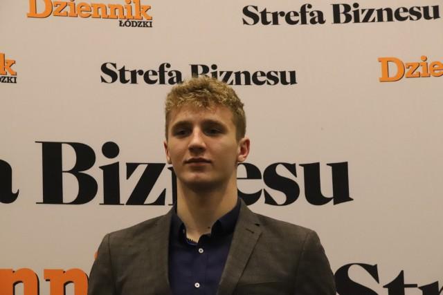 Jakub Kraska był laureatem naszego plebiscytu Sportowiec Roku