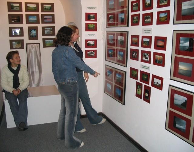 Wystawa w Bramie Pyrzyckiej to przede wszystkim zdjęcia Stargardu.