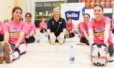 Blisko trzysta uczennic ćwiczyło z Otylią Jędrzejczak, Joanną Jędrzejczyk, Karoliną Nają i innymi wielkimi mistrzyniami sportu