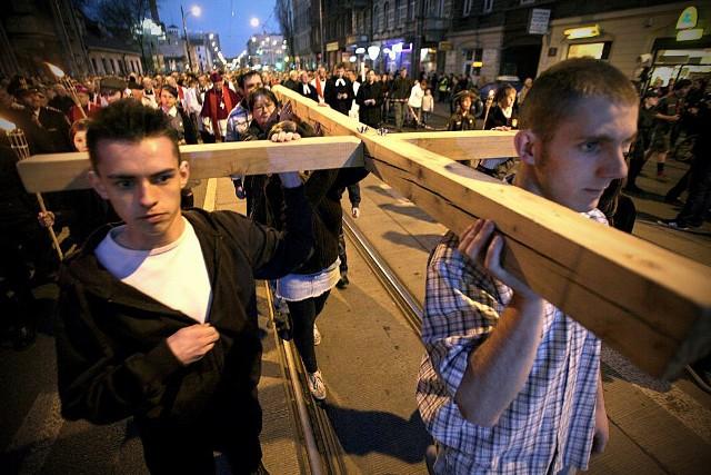 Nabożeństwo zastąpi dawną Ekumeniczną Drogę Krzyżową, zawieszoną przez abp. Marka Jędraszewskiego