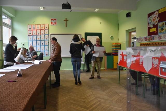Trwają wybory samorządowe w Żorach