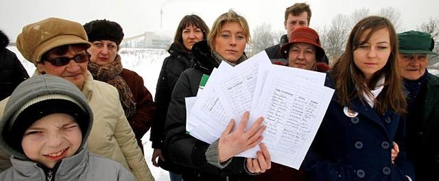 - Niech nadajniki telefonii komórkowej sobie stawią, ale nie w pobliżu domów – mówią mieszkańcy Trzebowniska.