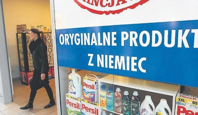 Nie wszystkie testy robione w Polsce to potwierdzają. Jednak wiele osób wybiera produkty niemieckie np. proszki i płyny, uznając je za  lepsze.