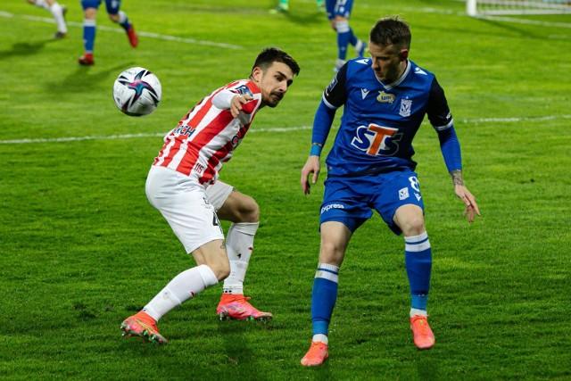 Cracovia ma ostatnio patent na Lecha Poznań. Piątkowy mecz może być bardzo zacięty