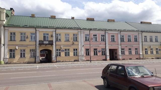 Kamienice przy ul. Kościuszki 18 i 20