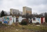 Sodoma i Gomora na dawnych działkach przy ul. Umultowskiej