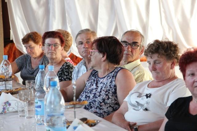 Borawe. Klub Seniora, spotkanie inauguracyjne 11.06.2019