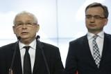 Zbigniew Ziobro chce drugiego ministra dla swojej partii i nowego premiera? Bez Solidarnej Polski PiS nie będzie miał większości w Sejmie