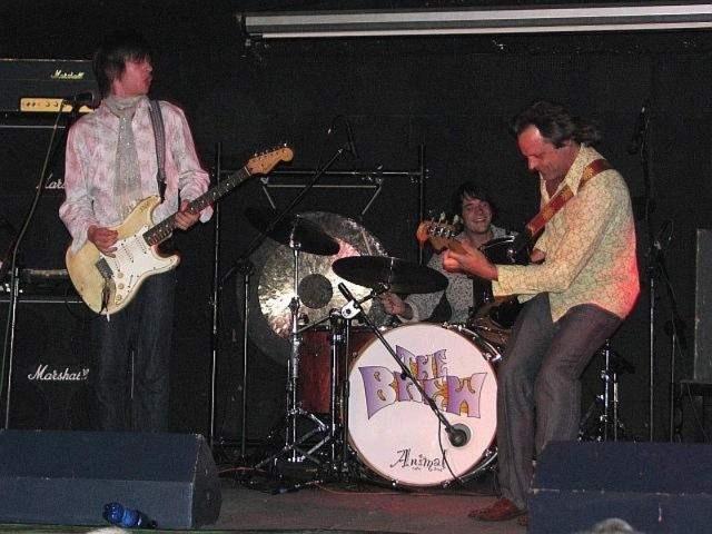 The Brew nie grał jeszcze na Ino-Rocku. Może przyjadą we wrześniu 2012 r.?