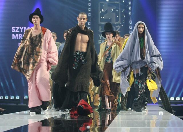 Poziom pierwszej edycji międzynarodowego konkursu podczas Łódź Young Fashion był bardzo wysoki