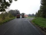Ponowne zamknięcie drogi w Brzegach. Znów koszmar dla kierowców