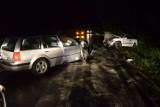 Osiek. Kolizja dwóch aut. Kierowca był pijany [ZDJĘCIA]