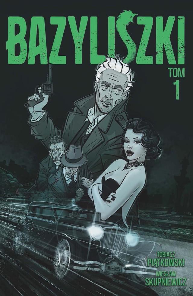 Bazyliszki: premiera nowego komiksu ze świata Bradla