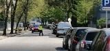Na ul. Marcelińskiej w Poznaniu policja ma pełne ręce roboty. Kierowcy cały czas jadą tu pod prąd. 20-30 mandatów dziennie