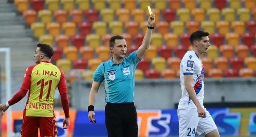 Sędzia Bartosz Frankowski dostał pierwsze zadanie na Euro...