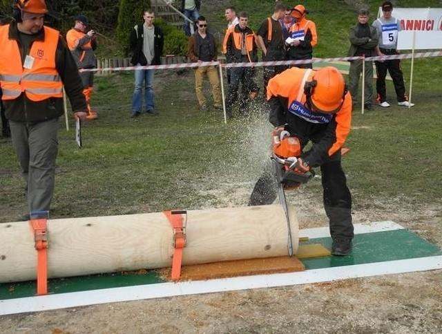 Technikum leśne w Warcinie jest organizatorem VI Mistrzostwa Polski Szkół w Umiejętnościach Leśnych.