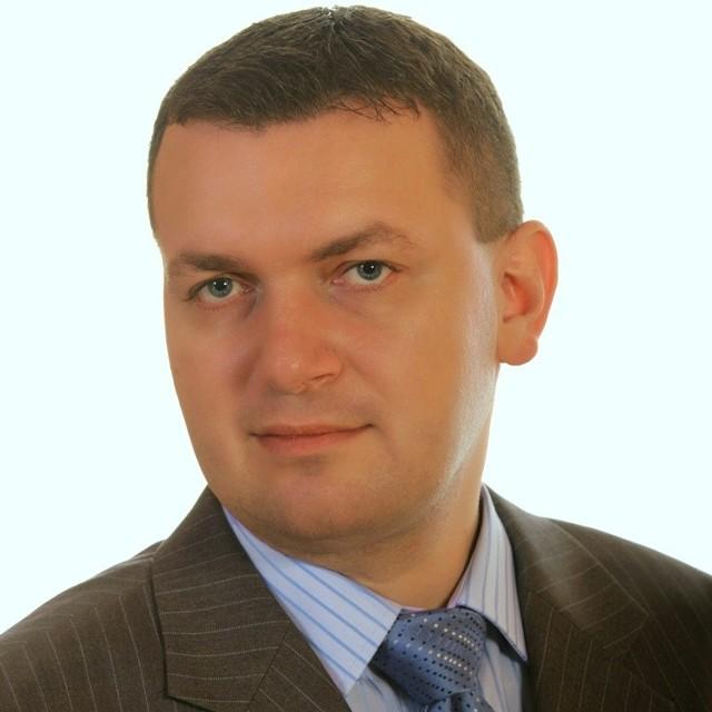Grzegorz Figarski, dyrektor produktu w Targach Kielce.