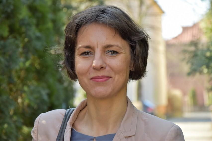 Agnieszka Buganik-Pszczyńska, nowa dyrektorka II Liceum Ogólnokształcącego w Opolu