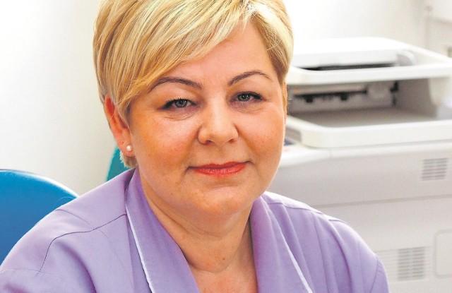 Pania Małgorzata nigdy nie żałowała, że została pielęgniarką.