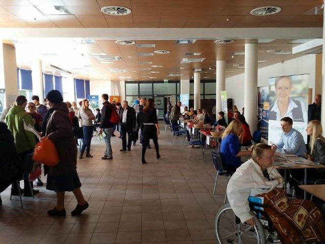 Targi Pracy dla osób niepełnosprawnych Bydgoszcz