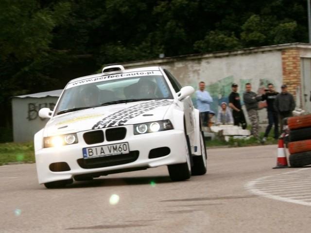Kierowcy bmw zdominowali Samochodowe Mistrzostwa Białegostoku