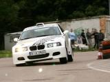 Samochodowe Mistrzostwa Białegostoku. Wygrali kierowcy bmw (zdjęcia)