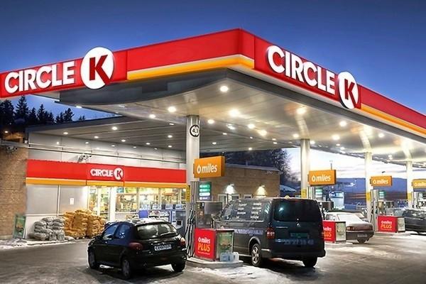Koniec stacji Statoil w Polsce. Teraz stacje Circle KCircle K zastąpi znak stacji Statoil