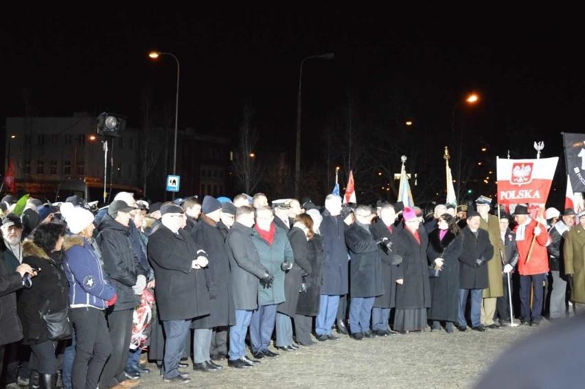 """Obchody rocznicy Masakry Grudniowej w Gdyni. """"Nigdy nie zapomnimy o pomordowanych"""" [ZDJĘCIA]"""