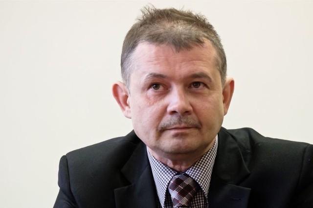 Dariusz Stankiewicz wygrał konkurs na miejskiego konserwatora zabytków.