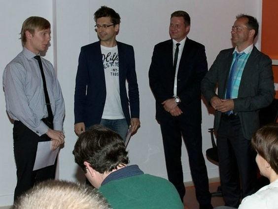 Na zdjęciu Damian Gołojuch - Grupa Webg.