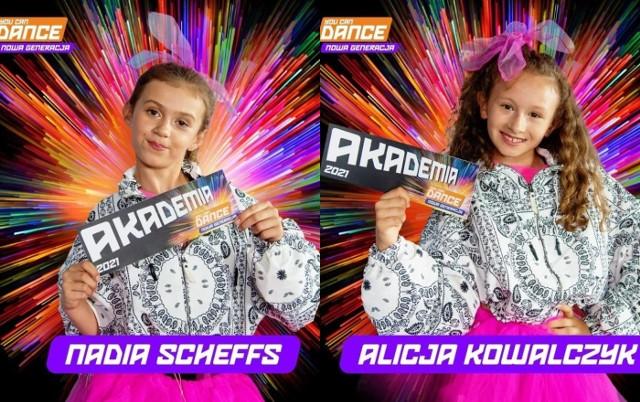 """Nadia jak i Alicja były wyróżnione w plebiscycie Głosu Wielkopolskiego """"Pokaż Talent""""."""