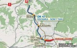Nowy Targ. Ministerstwo nie zbuduje turystom nowej drogi w stronę wyciągów narciarskich