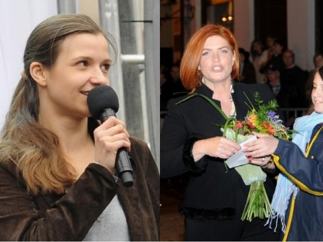 Joanna Koroniewska i Katarzyna Dowbor