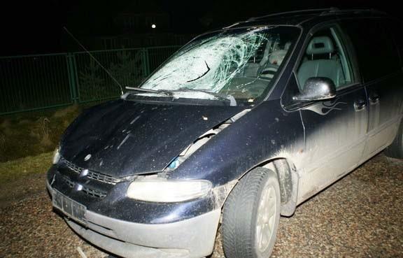 Policja odnotowała śmiertelne potrącenie w miejscowości...