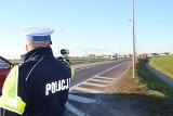 Mieszkaniec Inowrocławia zatrzymany w Ślesinie. Na liczniku miał blisko 70 km za dużo